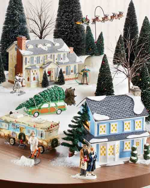 Dept 56 Combo - Entire Christmas Vacation Village | xmas ...