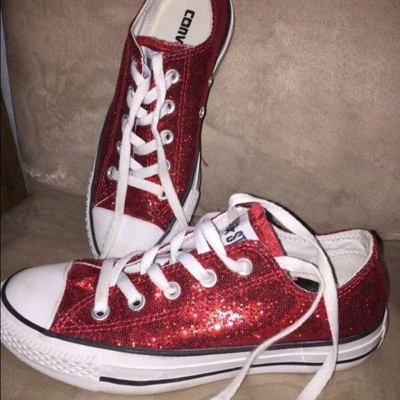Converse Size: 4/Men 6/Woman Converse Shoes Sneakers