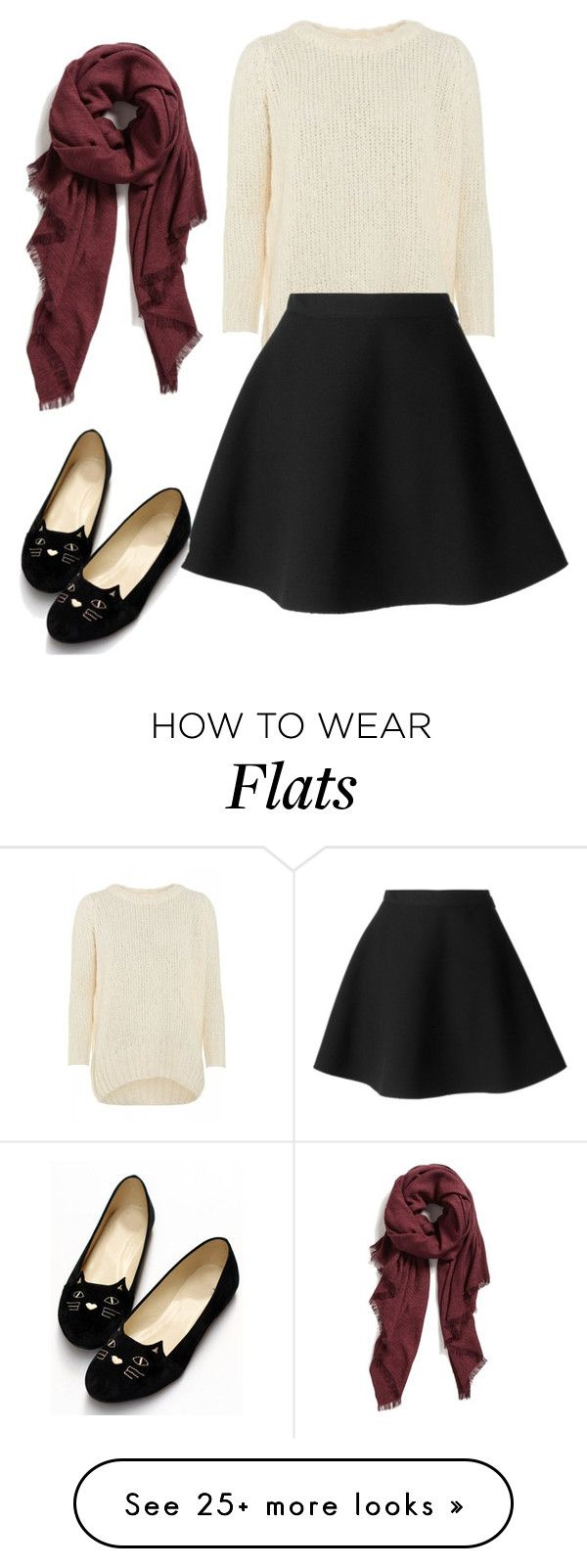 """""""Looks better on x"""" by niarichardsx on Polyvore featuring American Vintage, MSGM and Halogen"""