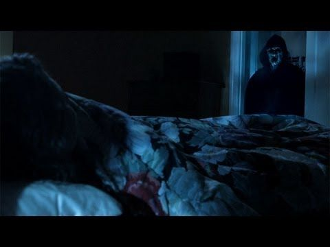 Theres nothing creepier than someone watching you sleep