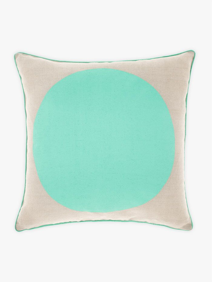 Big Spot Cushion | Aura