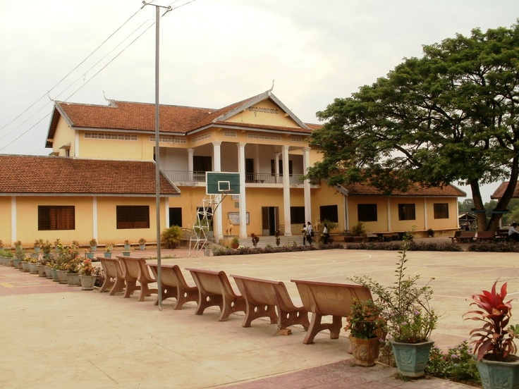 Cambodian School, Sisophon
