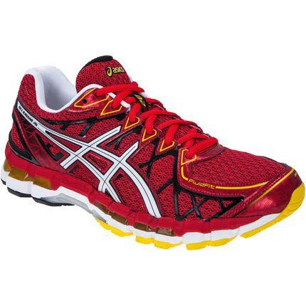 trail schoenen asics