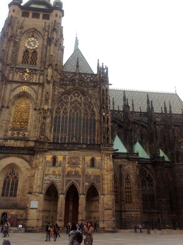 Architecture church, Prague