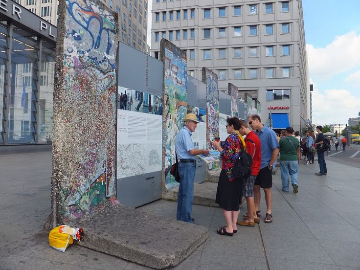 Berliner Mauer, Muro, Marlene-Dietrich-Platz, Potsdamer Platz, Berlín, Elisa N, Blog de Viajes, Lifestyle, Travel