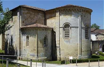 Abbaye d'Arthous près de Peyrehorade