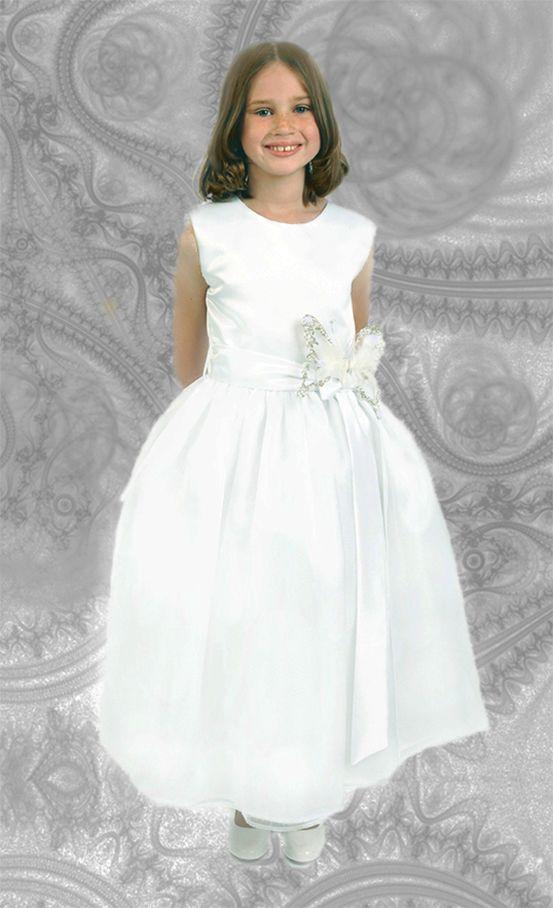bdeb21d3b0 First Communion Dress Contessa by Chloe and Sophia.