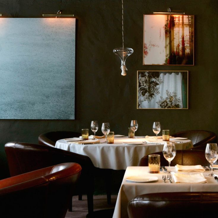 #24 best restaurant in Canada (Montreal) Le Club Chasse et Pêche