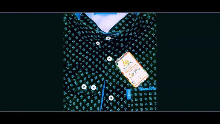 Camisas BuenaMar Papá Explorador Oporto