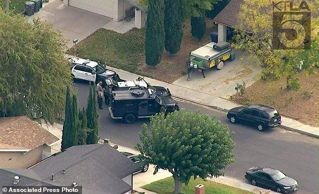 Survivors At A California High School Recall Moment Gunman Opened Fire California High School School Shootings Photo To Video