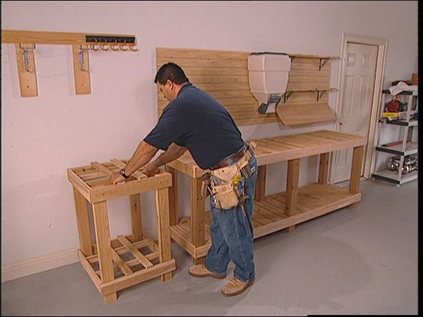 How To Build A Standing Tool Stand Cabinetry Garden