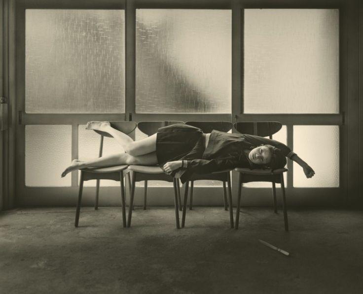 Hisaji HARA :: A Study of 'The Victim', 2009 [after Balthus]