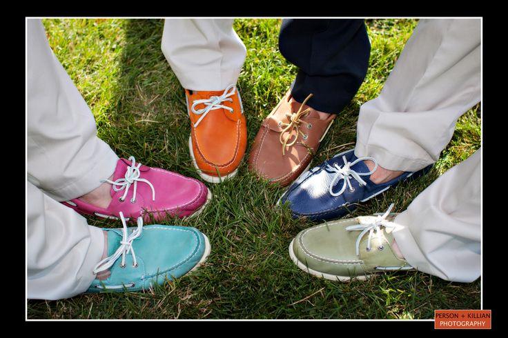 Boston Wedding Photography, Boston Event Photography, Summer Wedding Shoes, Groom and Groomsmen Shoes, Colorful Groomsmen Shoes, Sperry Shoes, Seaside Summer Wedding Shoes