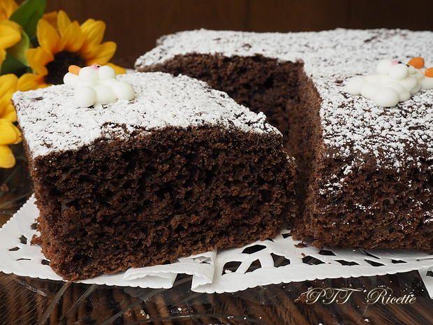Torta dietetica al cioccolato 5