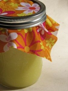 CItrus Salt and Sugar Scrub for feet, elbows or hands after crafting or gardening