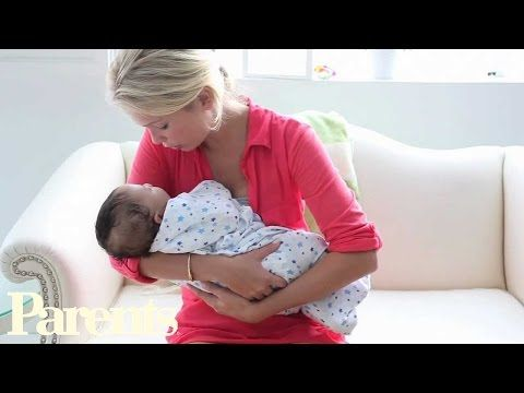 How to Relieve Colic in Babies | Parents - YouTube
