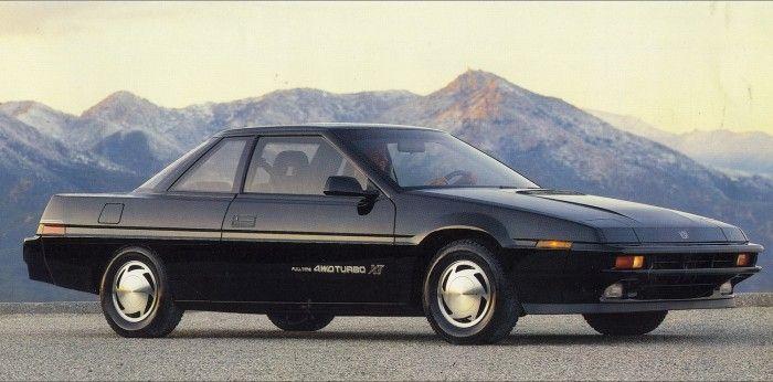 Lost Cars of the 1980s – Subaru XT