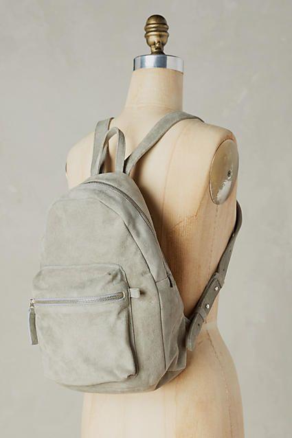 Baggu Suede Backpack - anthropologie.com