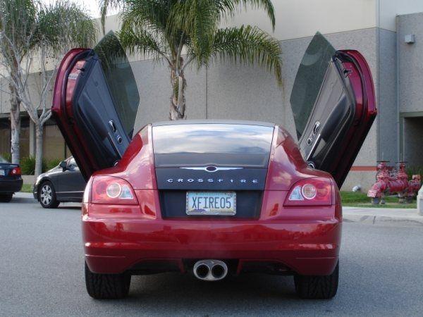 tburris 2005 Chrysler Crossfire 11365872