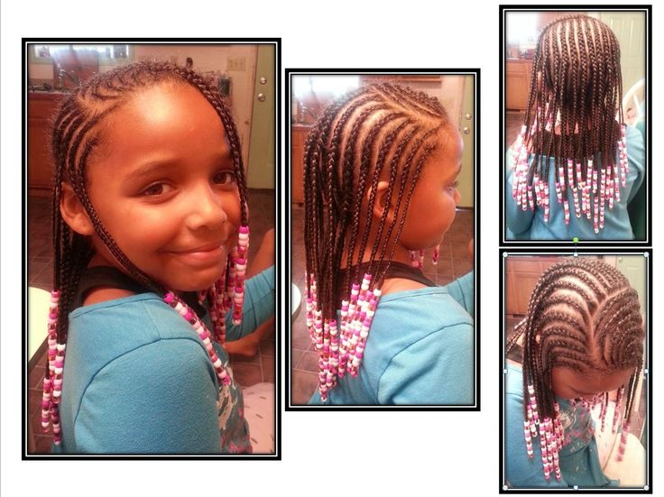 Baby Hair Styles Braids: 226 Best Cornrow Styles For Little Girls Images On