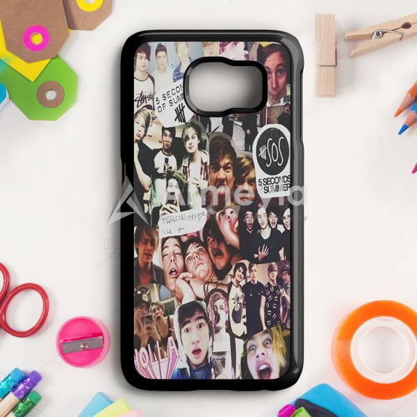 samsung products collage. 5sos collage samsung galaxy s6 edge plus case | armeyla.com products a