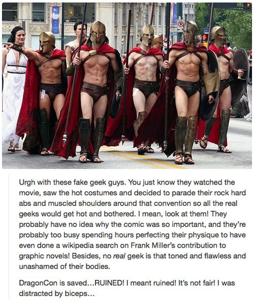 Fake Geek Guys pokes fun at the idea of people pretending to be nerds just to impress others