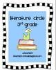 Common Core aligned:  Literature Circle for 3rd Grade
