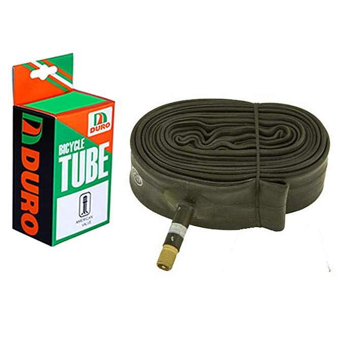 """Bicycle DURO Tube  20/"""" x 2.25/""""2.35/""""2.50/"""" 33mm Thorn Resistant Schrader Valve"""