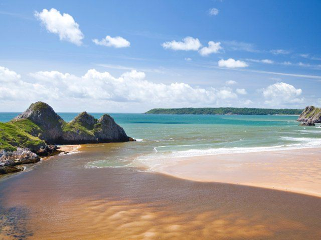 Three Cliffs Bay, Gower Wales via @webshots    ---    http://www.webshots.com/photos/beaches/three-cliffs-bay--gower--wales#.V7MivvI15OI.twitter …