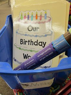 Seusstastic Classroom Inspirations: Daily 5 Station/Literacy Station Organization Linky Party