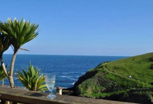 Cliff Garden Portloe, Truro, Cornwall (Sleeps 1 - 6), UK, England. Self Catering. Holiday Cottage. Holiday. Travel. Accommodation. Children Welcome. Pets Welcome. Wifi.