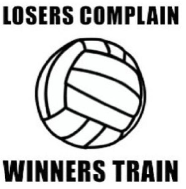 Volleyball Pictures And Quotes: 25+ Best Volleyball Quotes On Pinterest