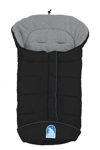 Winterfußsack, schwarz/grau - jetzt bei Tigong einkaufen!