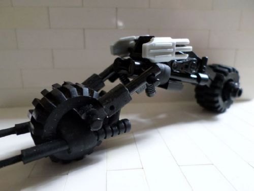 Batpod: A LEGO® creation by Elven Ranger : MOCpages.com