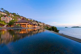 The Westin Siray Bay Resort & Spa, Phuket - A tranquil resort on tropical Siray Island in Phuket boasting breathtaking ocean views and a secluded beach.