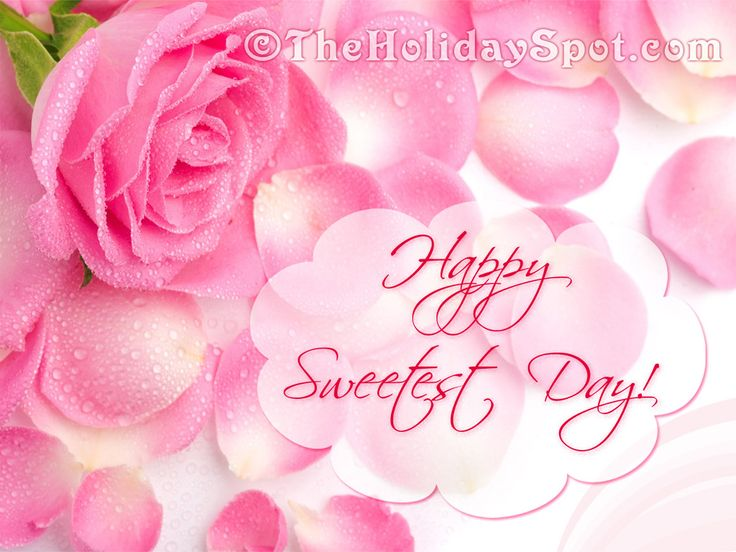 Sweetest Day - This post contains worlds best collection of the Sweetest Day Pictures, Wallpapers, Cards, Images, Greetings for celebration. Wish you all a very special Sweetest Day.