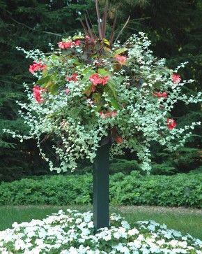 Border Columns transitional-gardening-tools HOOUZZ