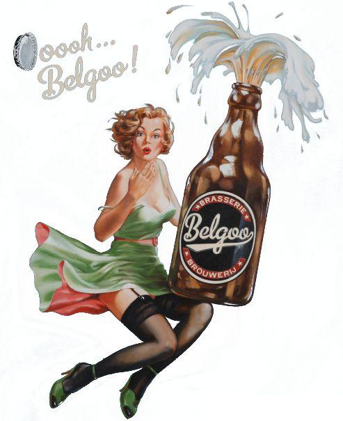 Belgoo Beer - Bieren - Bières