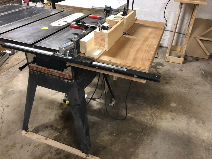 16 best table saw alignment tools images on pinterest ears finished my router table wing for my craftsman 113 turned out great and will work keyboard keysfo Images