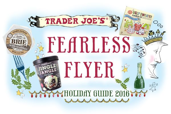 Trader Joe's Fearless Flyer November 28th, 2016 #traderjoes #fearless #flyer