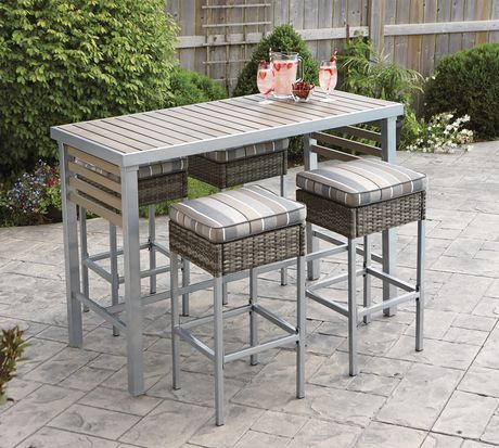 Pin By Amanda Robinson On Furniture | Pinterest | Walmart, Bar And Outdoor  Living