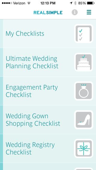 "Say ""I do"" to our Wedding Checklists app and take the stress out of planning your special day."