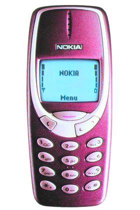 3rd Phone...Nokia 3310
