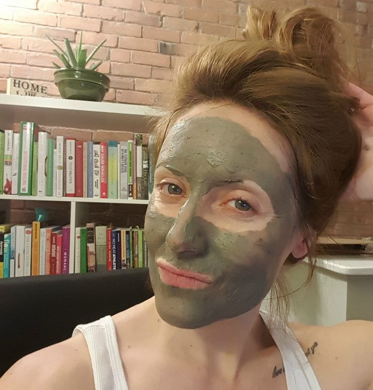 THE ULTIMATE DIY DETOX MASK
