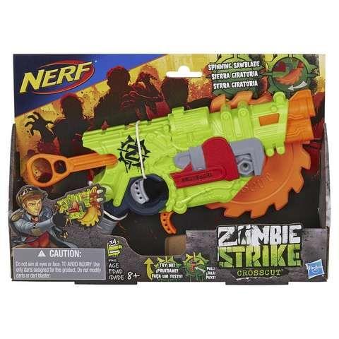 Nerf Zombie Strike Crosscut $12 @ K-Mart