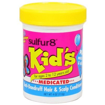 Sulfur8 Kid's Medicated Anti-Dandruff Hair & Scalp Conditioner 4 oz $5.39   Visit www.BarberSalon.com One stop shopping for Professional Barber Supplies, Salon Supplies, Hair & Wigs, Professional Product. GUARANTEE LOW PRICES!!! #barbersupply #barbersupplies #salonsupply #salonsupplies #beautysupply #beautysupplies #barber #salon #hair #wig #deals #sales #Sulfur8 #Kids #Medicated #AntiDandruff #Hair #Scalp #Conditioner