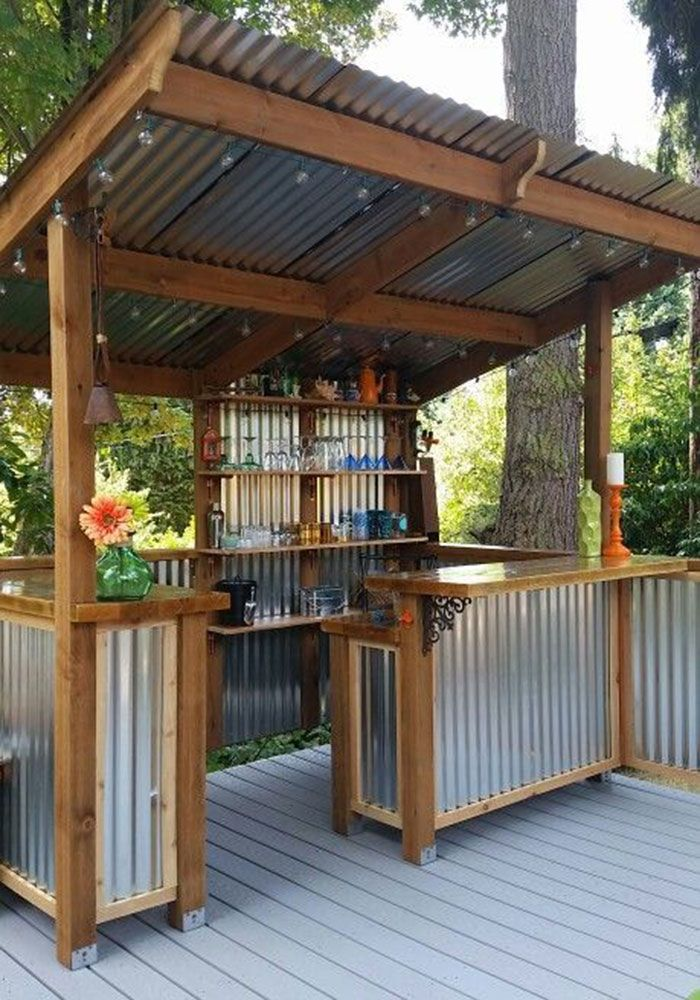 Pallet Projects Outdoor Kitchen