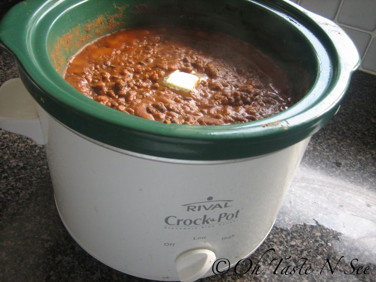 Crock Pot Dal Makhani. This blog has great slow-cooker Indian recipes! (ohtastensee)