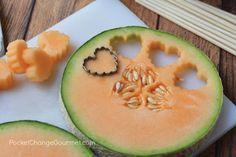 Fruit Kabobs for Kids | Pocket Change Gourmet