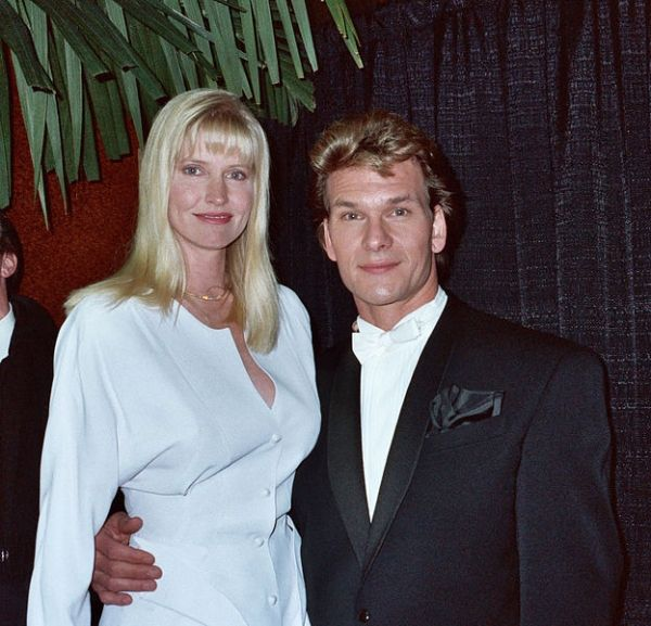 Patrick Swayze Wife Lisa | Dirty Dancing' Patrick Swayze ...